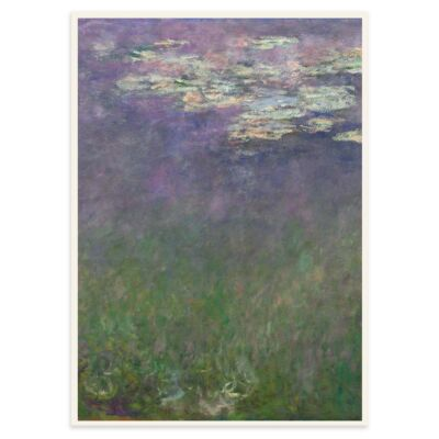 Water Lilies by Claude Monet 1915-1925 – Part 2